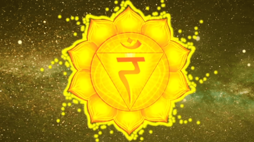 Третья чакра манипура