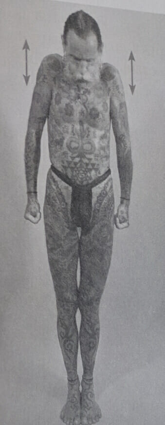 Сукшма Вьяямы раскрытие грудного отдела