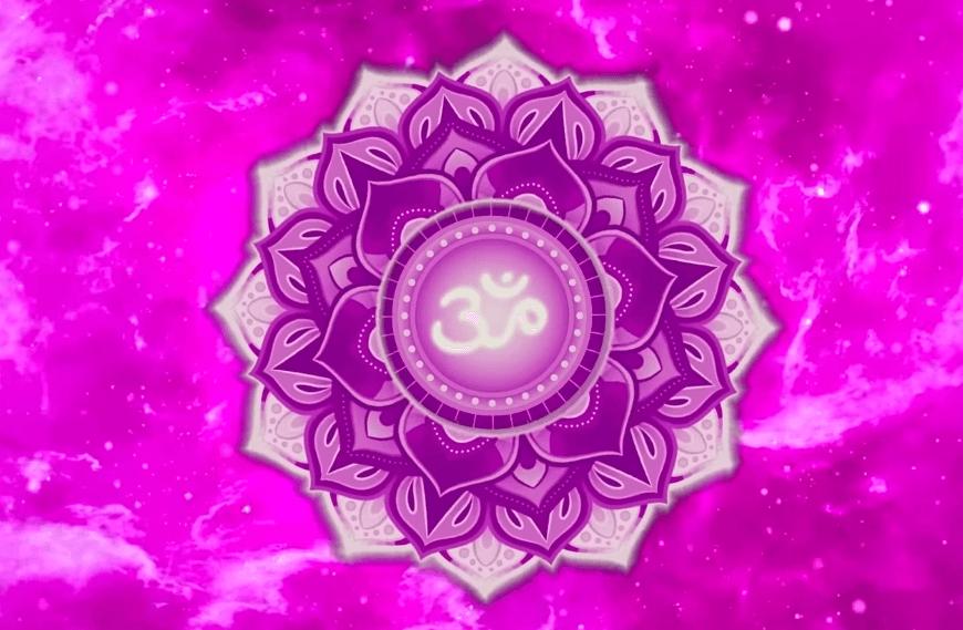 Седьмая чакра Сахасрара чакральная система