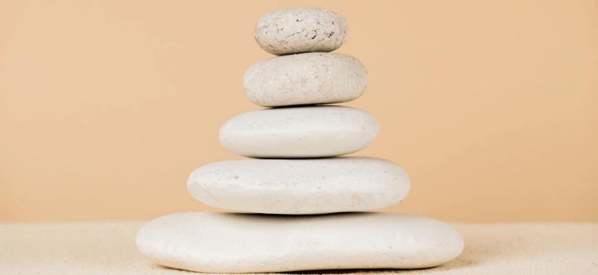 баланс при выполнении медитации