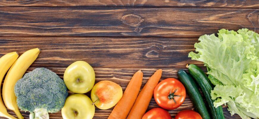 фрукты йога