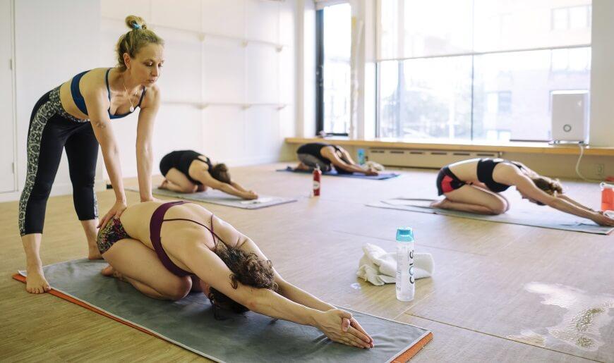 бикрам йога медитация